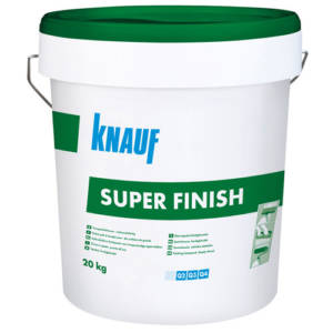 Στόκος Knauf Super Finish